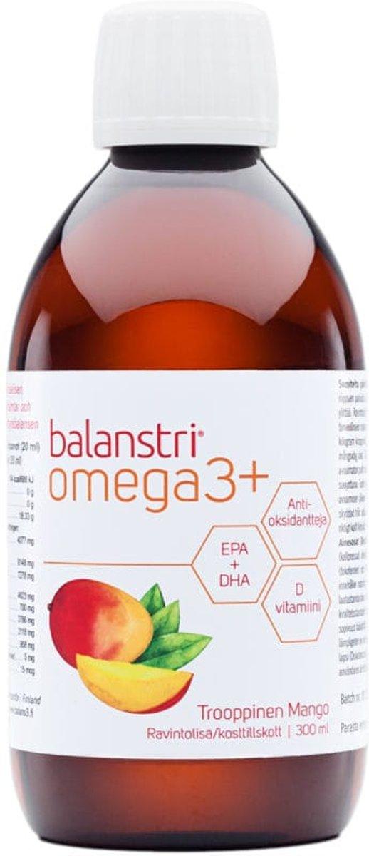 Foto van Omega 3 Balanstri | Mango