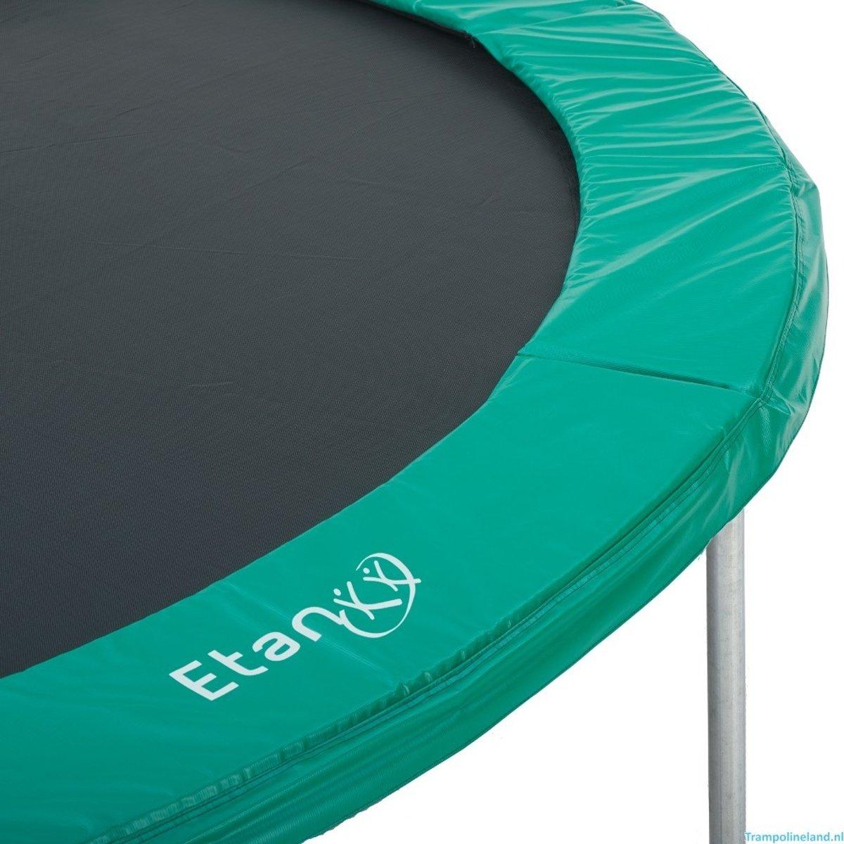 Etan Basic 10 Trampoline Rand Groen 300-305cm