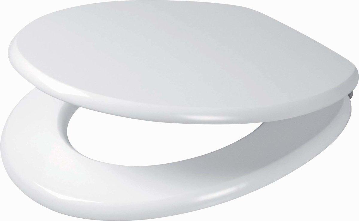 Plieger Classic wc-bril - MDF - Wit kopen