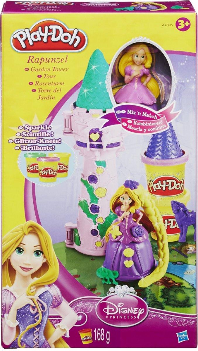Play-Doh Disney Princess Rapunzels Toren - Klei Speelset