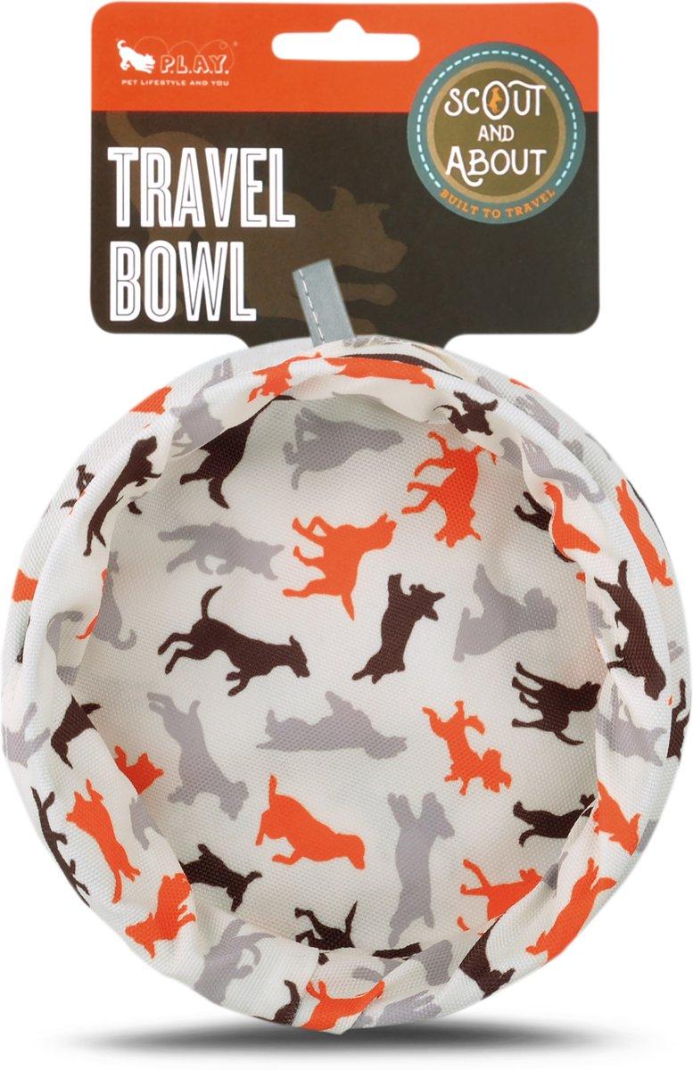 Travel Bowl Wit kopen