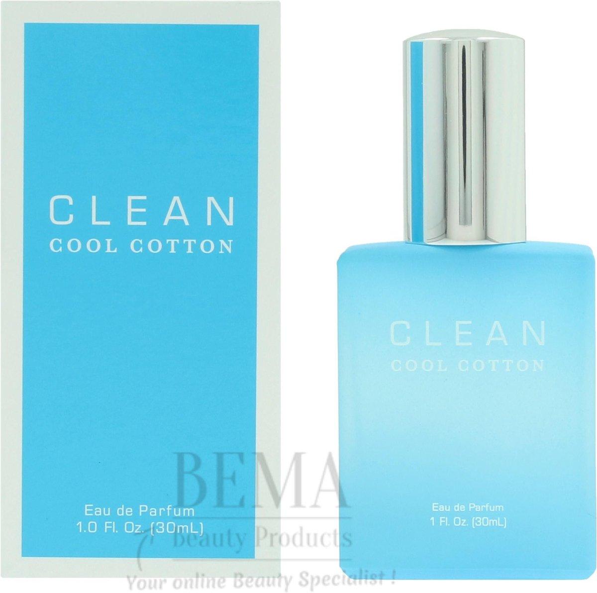 Foto van Clean Cool Cotton Edp Spray 30 ml