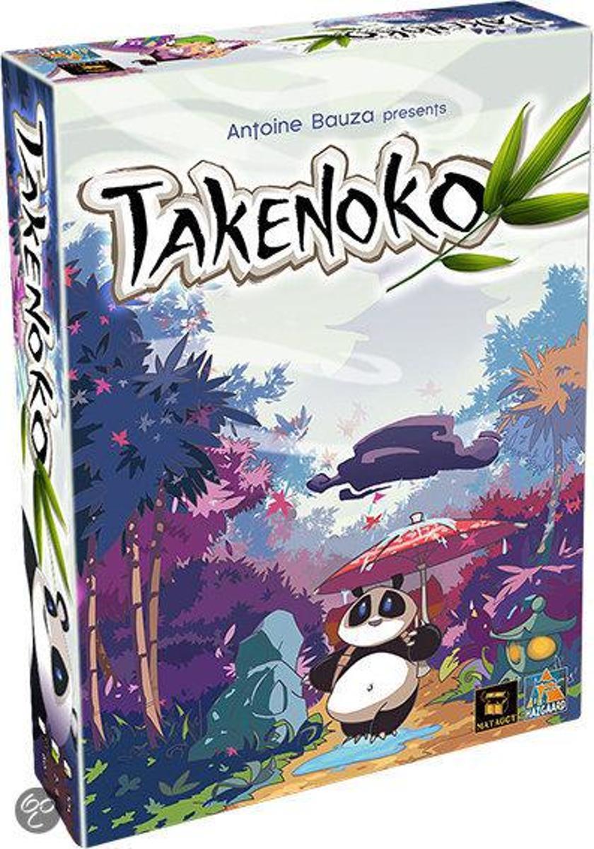 Takenoko - Engelstalig Bordspel