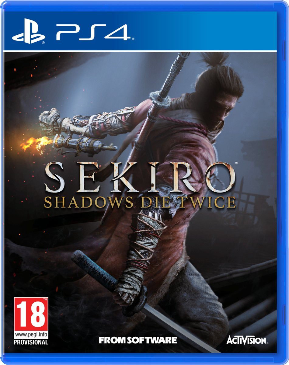 Sekiro: Shadows Die Twice PlayStation 4