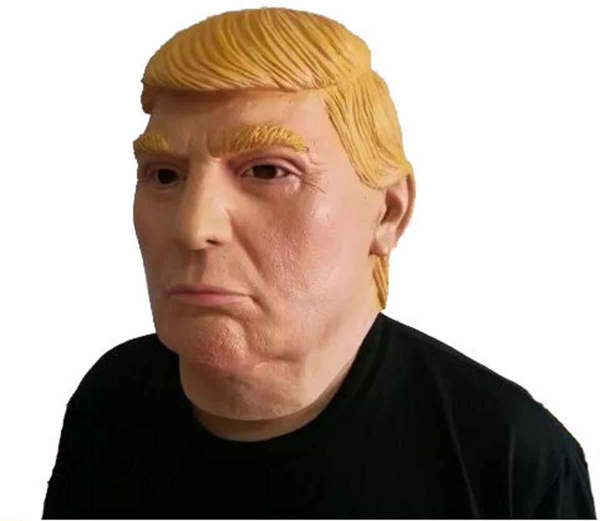 Trump Masker - Volledig