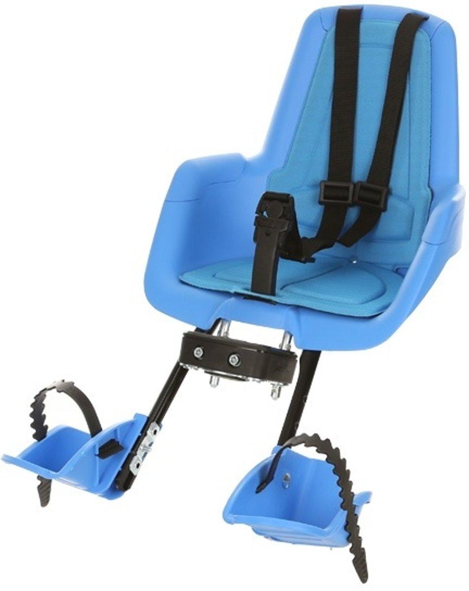 Kinderzitje / Fietsstoeltje BOBIKE Classic Mini+ True Blue