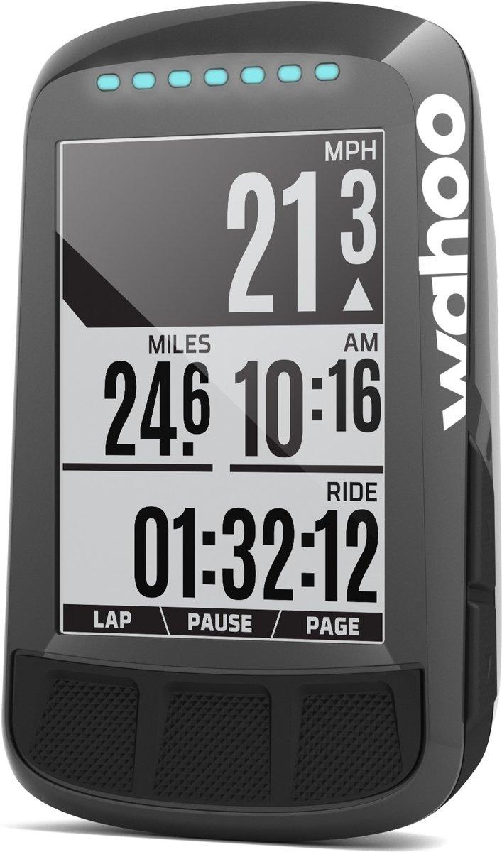 Wahoo Elemnt Bolt GPS Fietscomputer - Zwart kopen