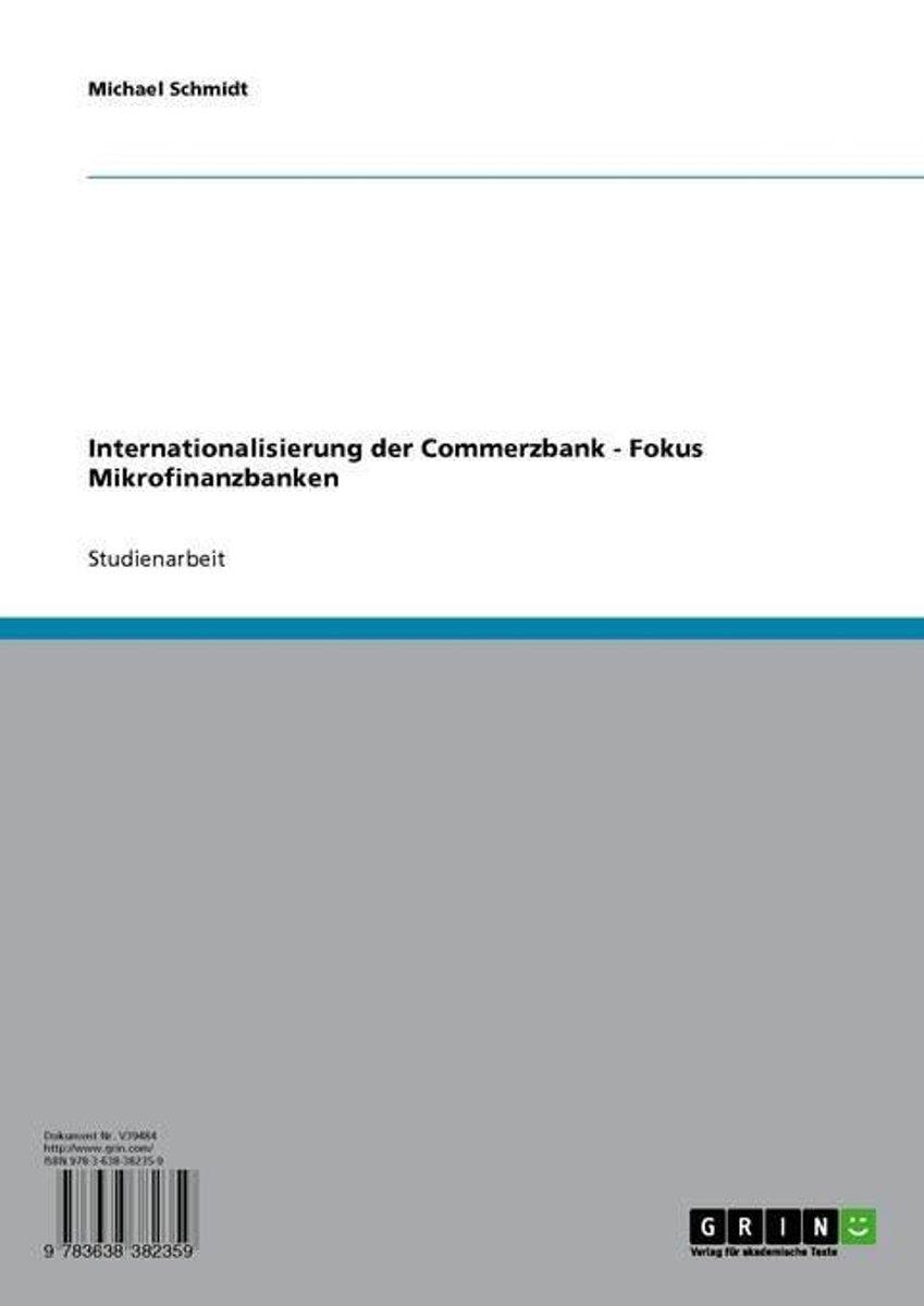 Commerzbank Namensänderung
