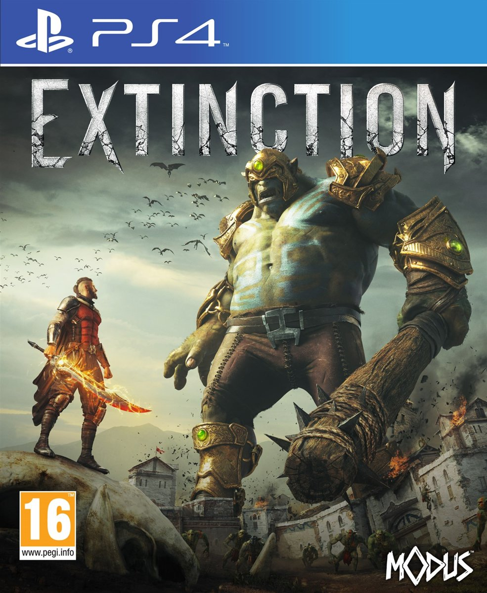 Extinction PlayStation 4