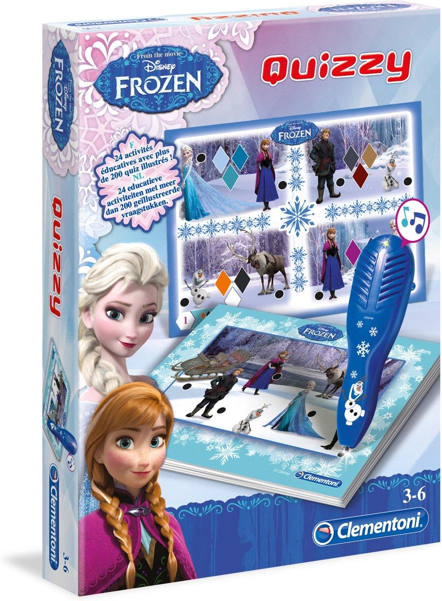 Clementoni Quizzy - Frozen
