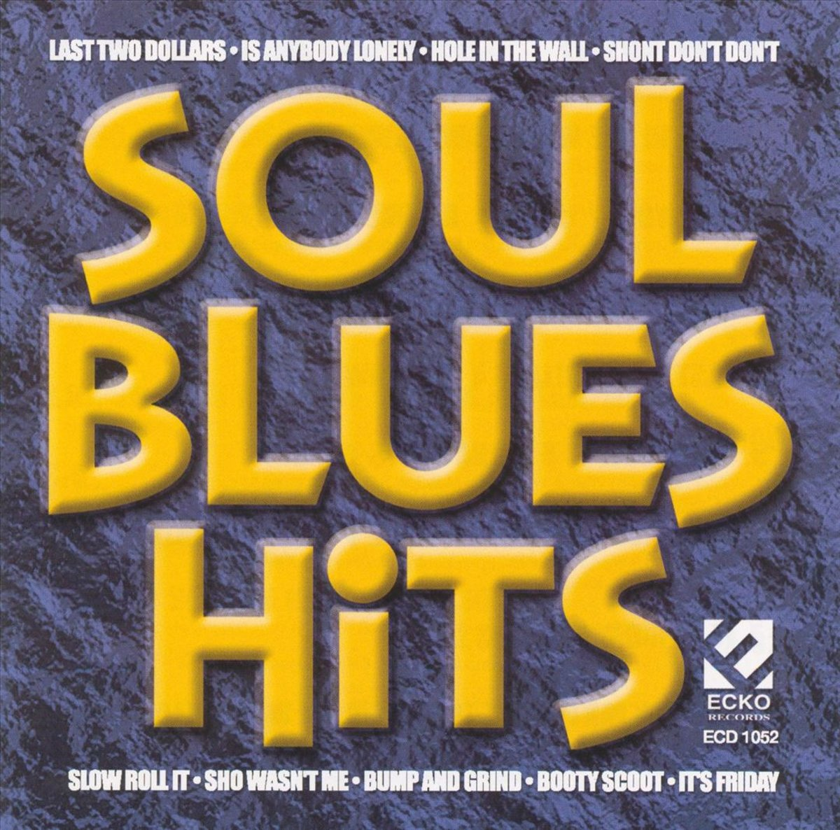 Bolcom Soul Blues Hits Cd Album Muziek