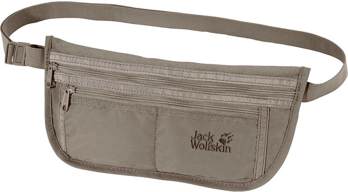 Jack Wolfskin Document Belt De Luxe Silver Mink kopen
