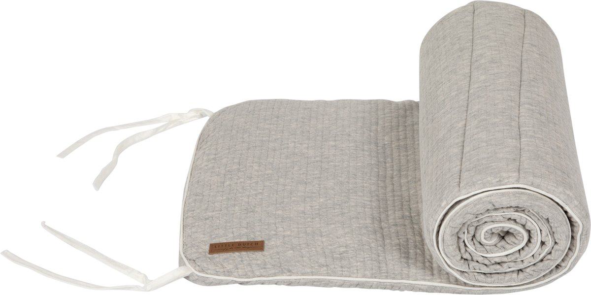 Little Dutch Bedomrander - pure grey