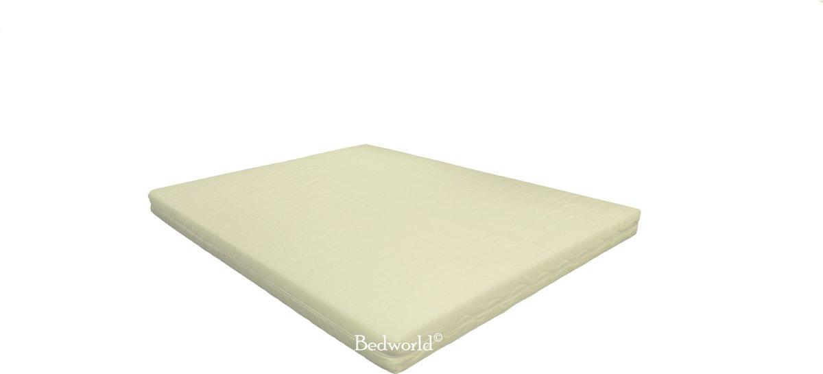 Bedworld Matras Comfortschuim Guus - 130x190x14 Harder ligcomfort