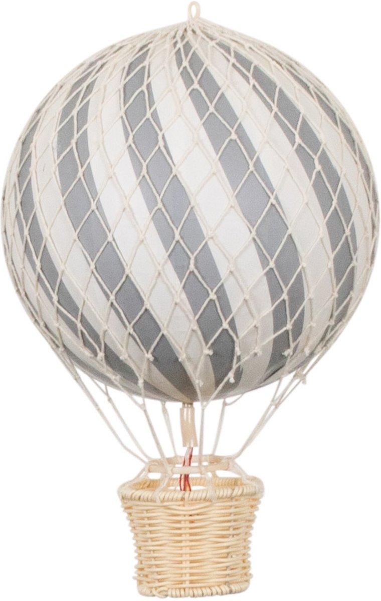 Filibabba - Luchtballon - Grijs mist 20cm - One size