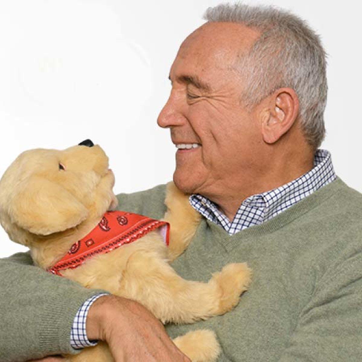 Interactieve hond voor ouderen, Hasbro, puppy.