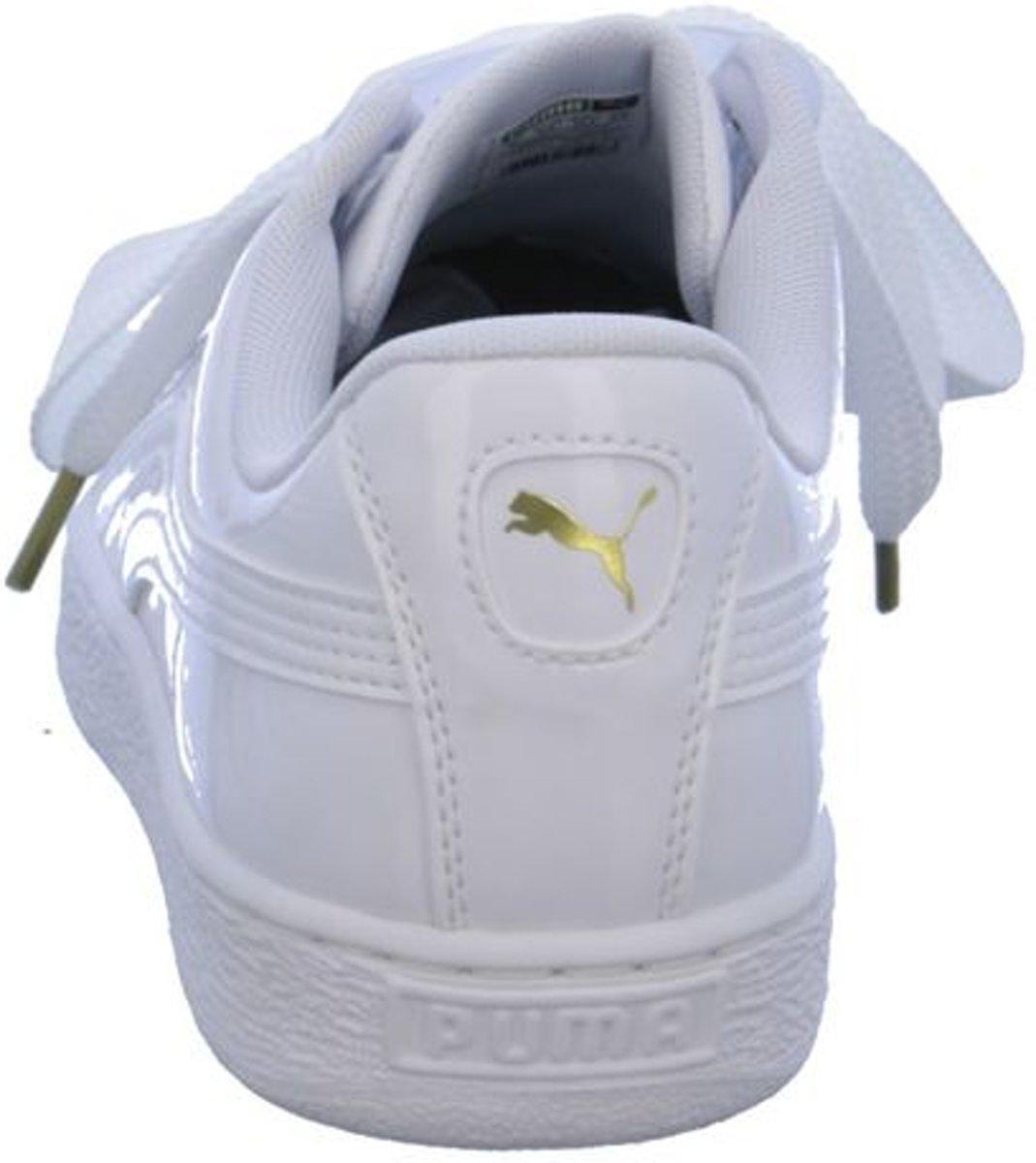 Puma 363073 Sneaker laag gekleed Dames Maat 40,5 Wit 02 Puma WhitePuma White