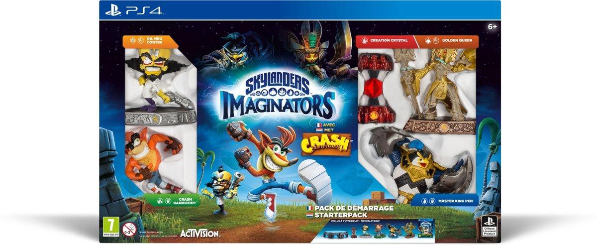 Skylanders Imaginators: Starter Pack - Crash Bandicoot Edition PlayStation 4