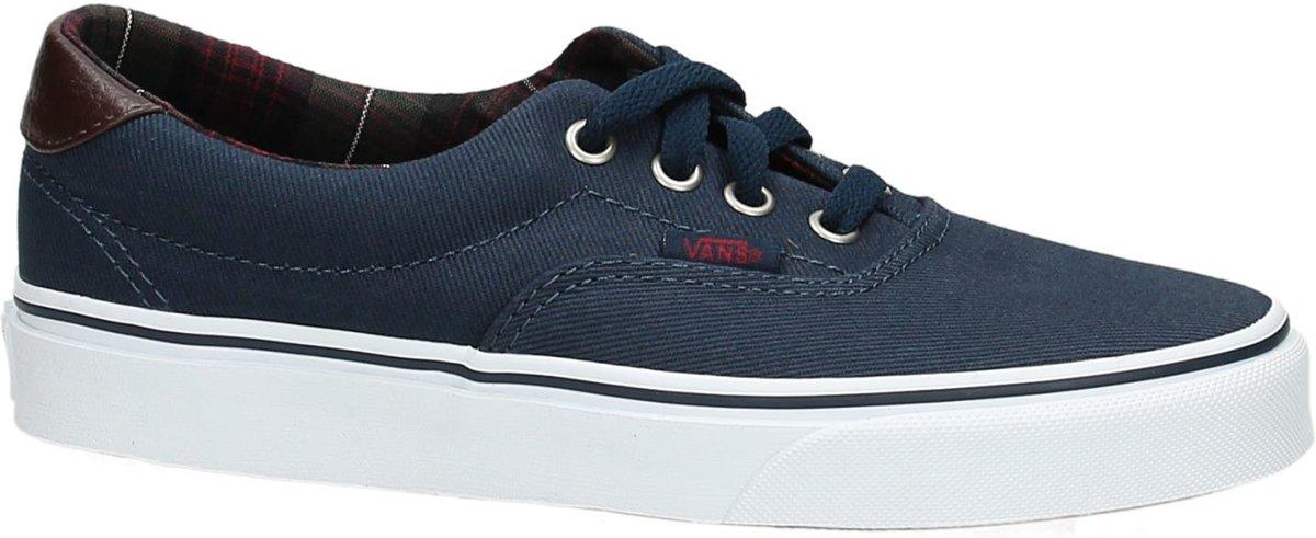 e259d6b11f5 bol.com   Vans Sneakers - Era 59 - Skate laag - Jongens - Plaid Dress Blues  - 37