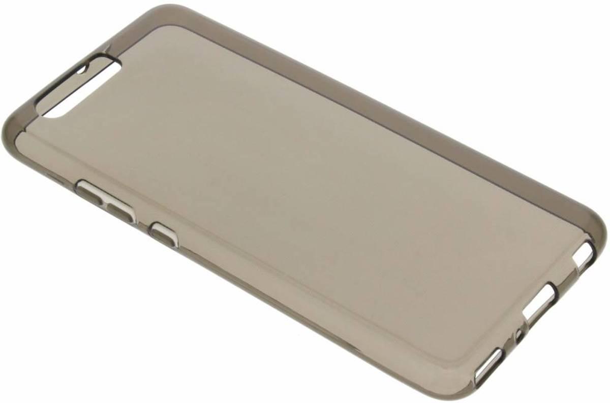 Cas De Gel Gris Transparent Pour Huawei P10 Ainsi Que kSGlE