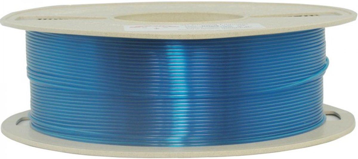 1.75mm blauw  PETG filament