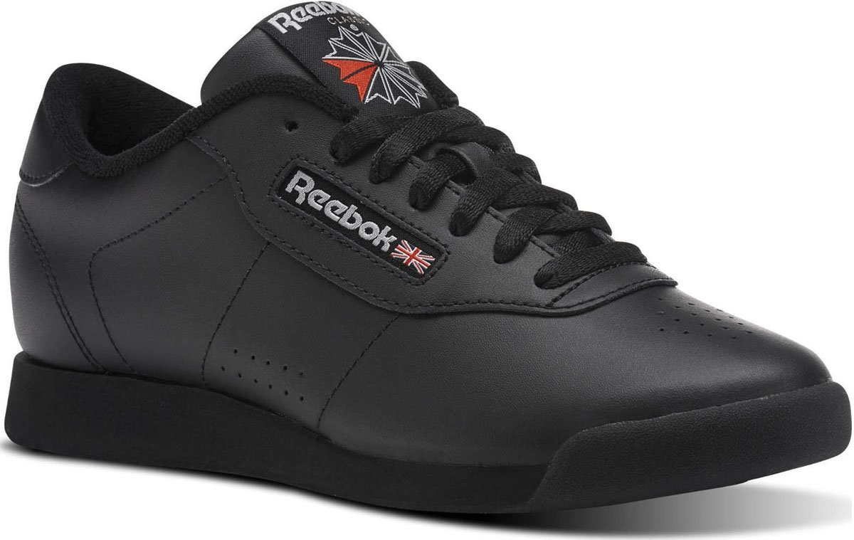 54a4fe3bf94 bol.com | Reebok Princess CN2211, Vrouwen, Zwart, Sneakers maat: 38 EU