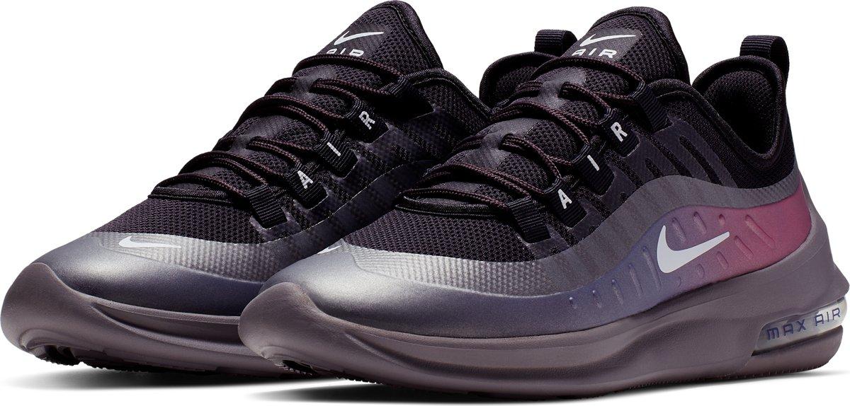 Nike Air Max Axis Prem Sneakers Dames Oil GreyWhite Regency Purple Rush Pink Gunsmoke