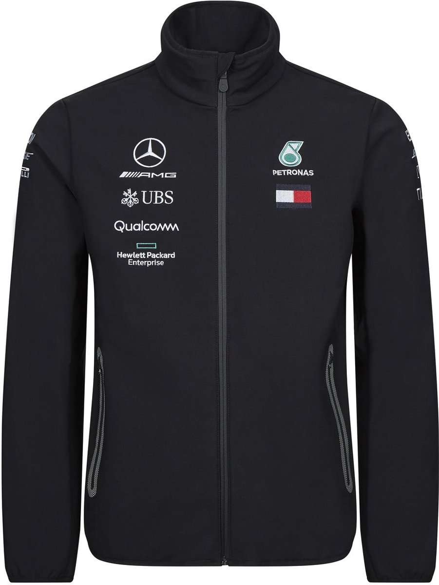 Mercedes AMG Mercedes Team Softshell