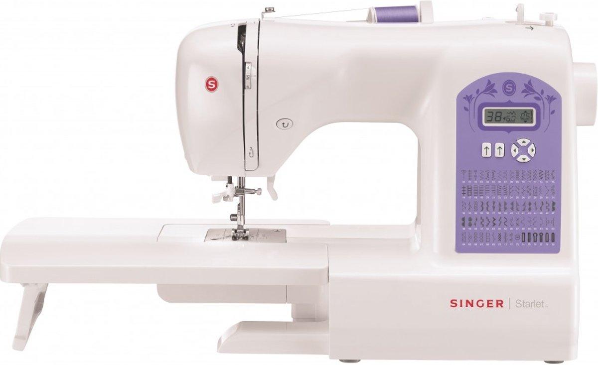 SINGER Starlet 6680 Handmatige naaimachine Electrisch