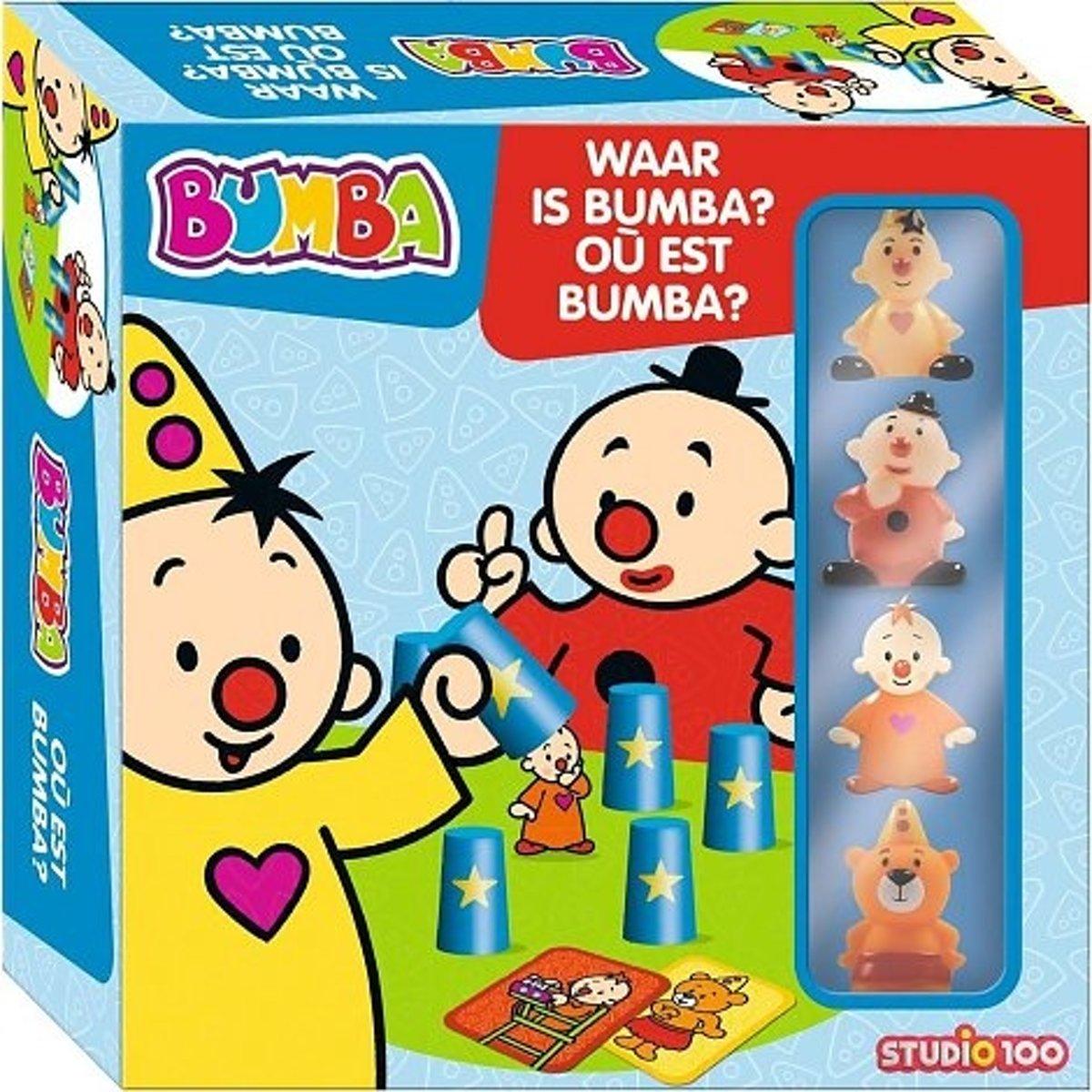 Bumba: Spel - Waar is Bumba ?