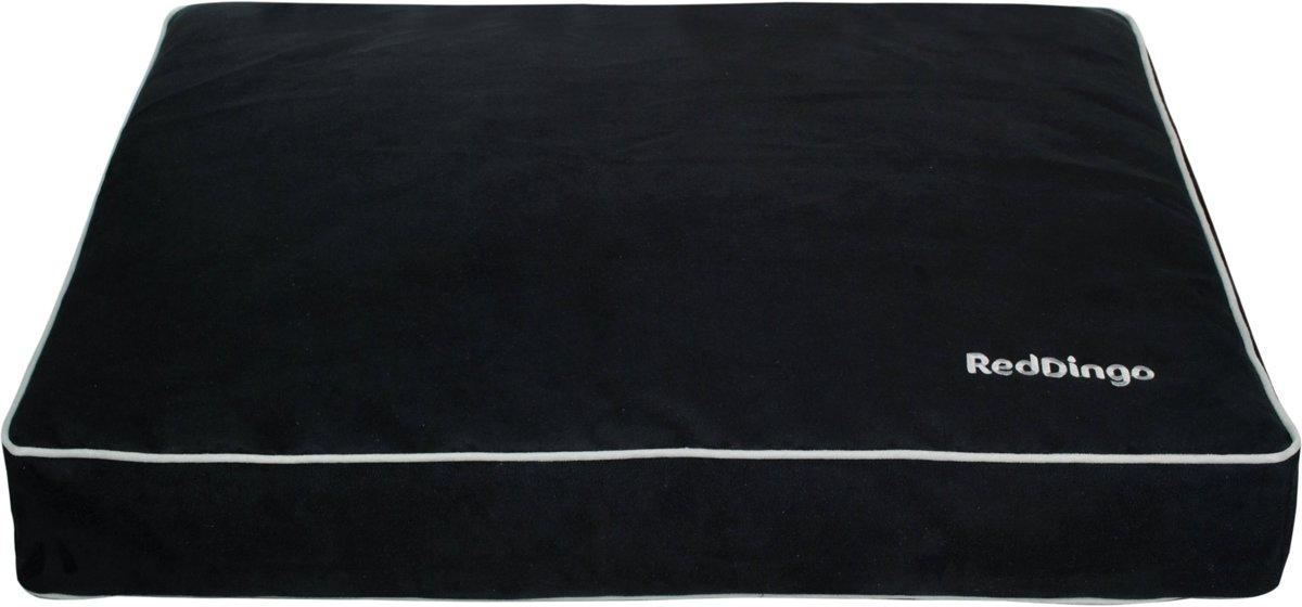 Red Dingo matras L 100 x 75 x 10cm Zwart kopen