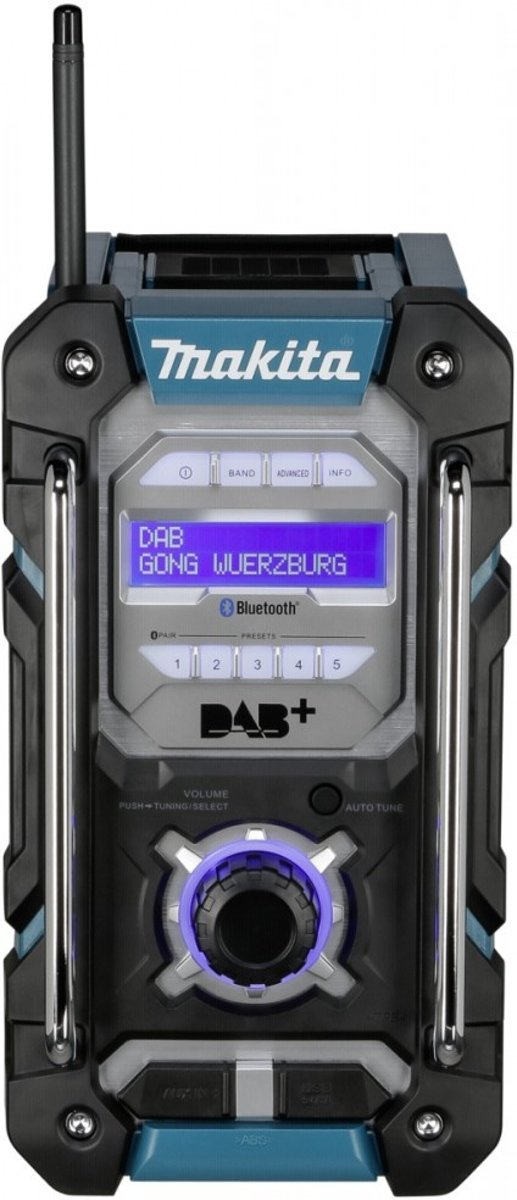 Makita dmr 112 test