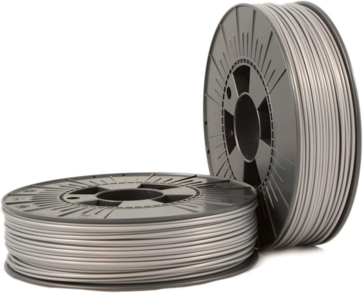 ABS-X 2,85mm silver ca. RAL 9006 0,75kg - 3D Filament Supplies