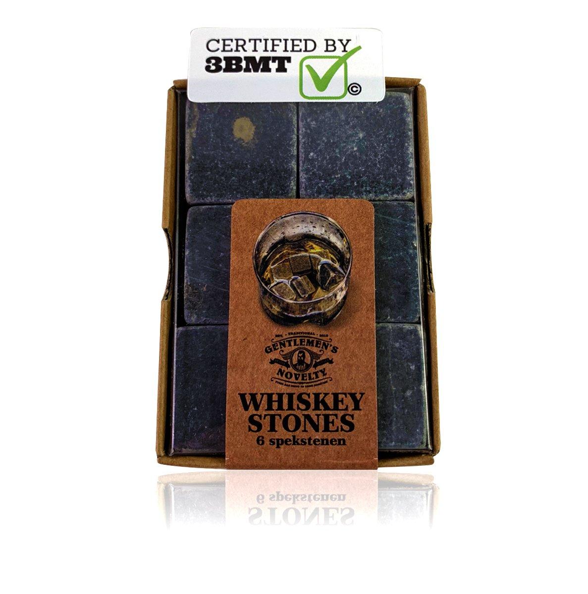 Whiskey stones | 6  spekstenen | hoogste kwaliteit, Nederlands product! kopen