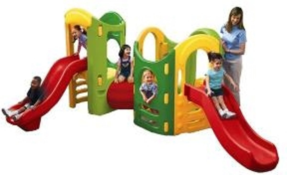 Little Tikes 8-in-1 Speeltoestel
