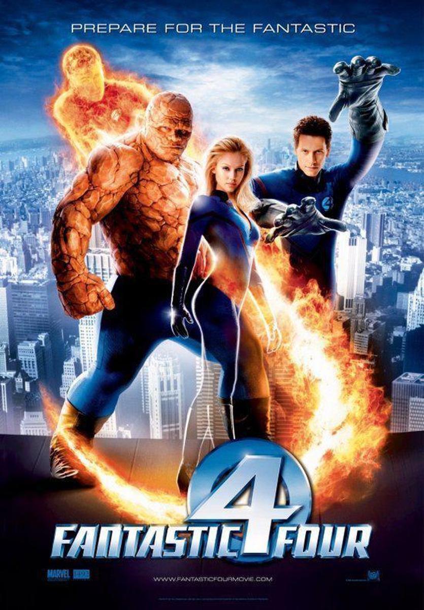 Poster Fantastic Four - 61 x 91 cm kopen