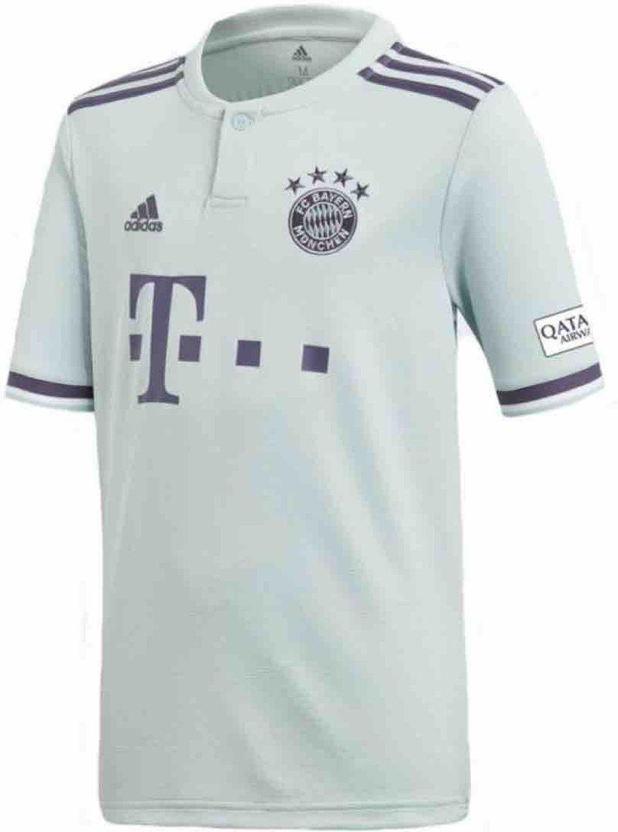 | Bayern München Away Shirt 1819 Kids