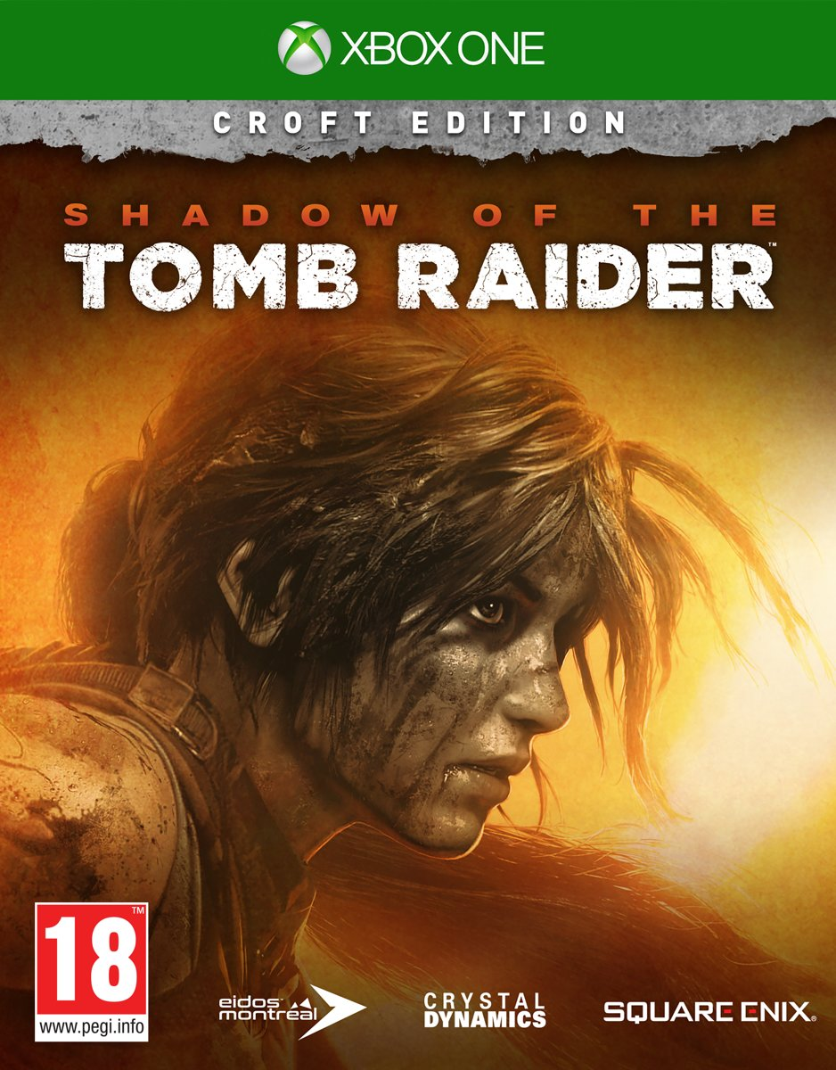 Shadow Of The Tomb Raider - Croft Edition Xbox One