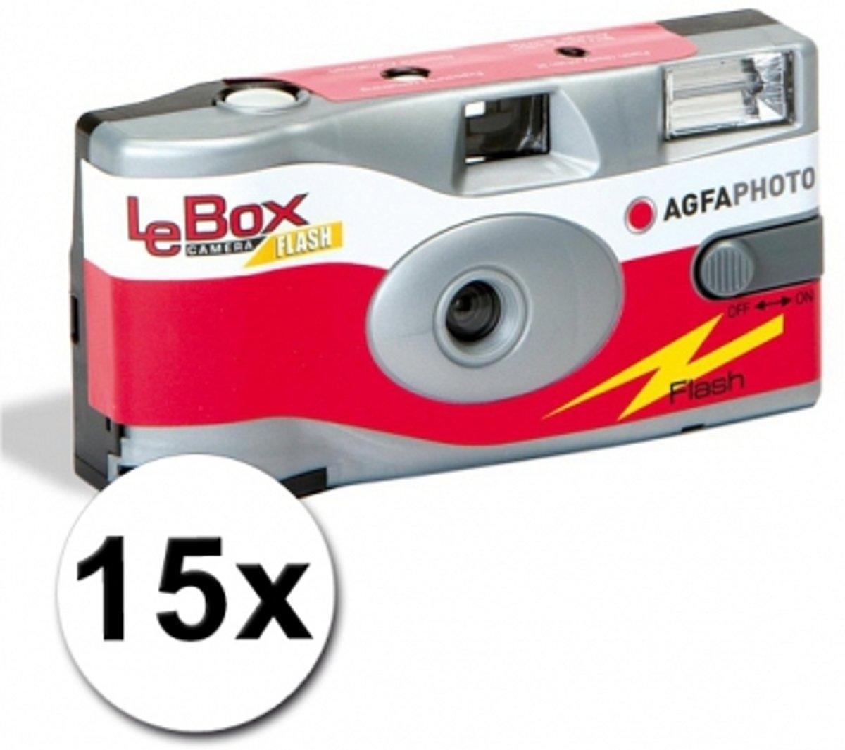 AgfaPhoto LeBox 400 27 flits - Multipack (15x) kopen