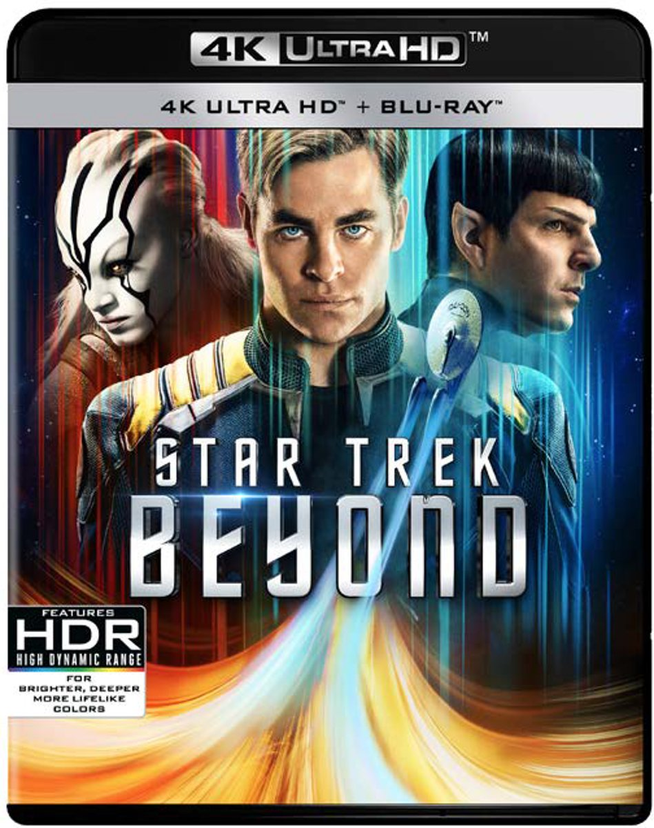 Star Trek - Beyond (4K Ultra HD Blu-ray)-