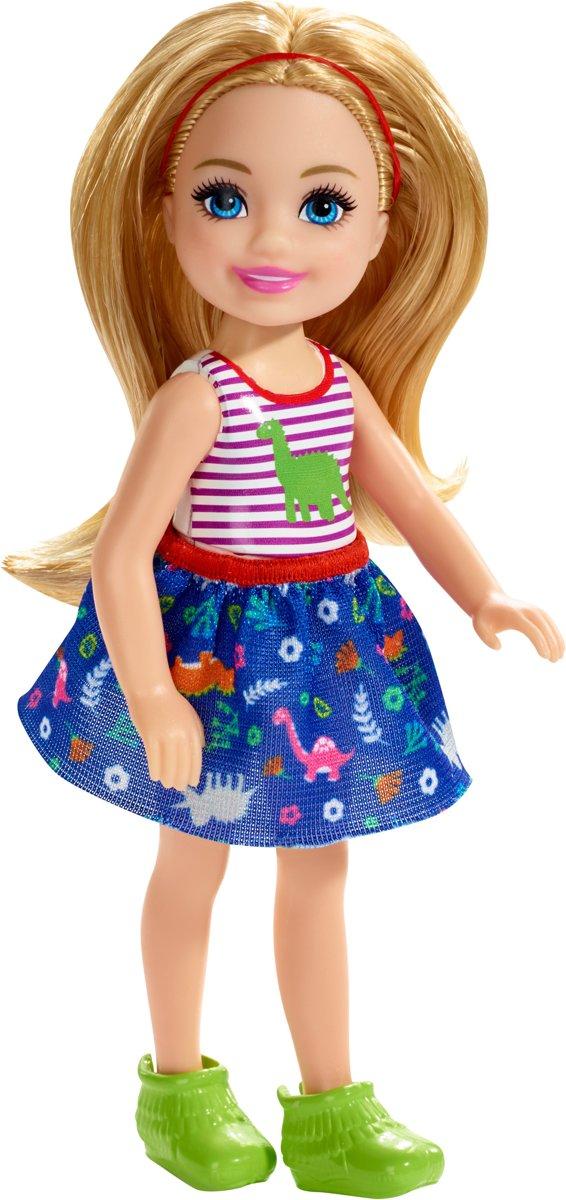 Barbie Club Chelsea Pop Blond Meisje - 15 cm