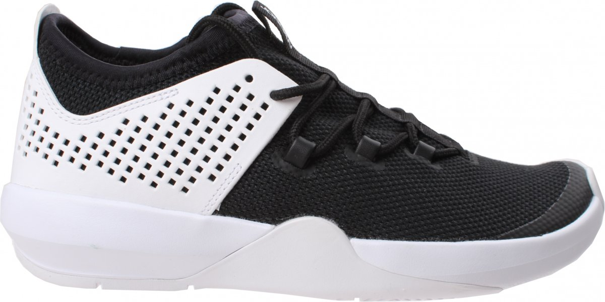 Nike Sneakers Jordan Eclipse Express Heren Zwartwit Maat 44