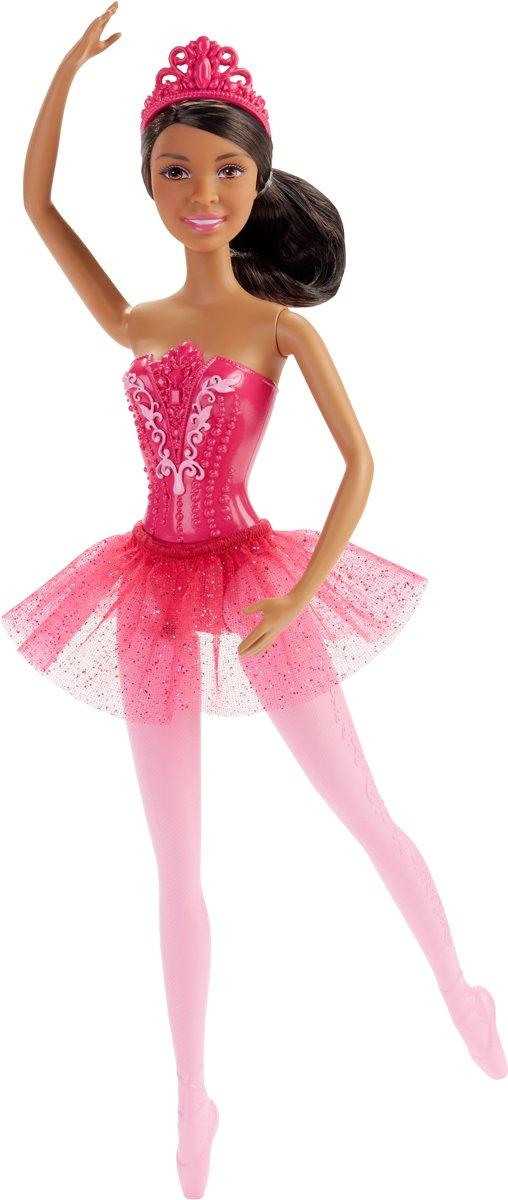 Barbie Ballerina Met Verwijderbare Tutu - Barbiepop