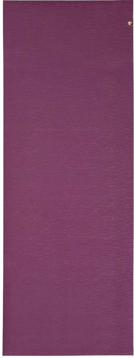 Manduka eKO - Yogamat - 200 cm x 66 cm x 0,5 cm - Aubergine