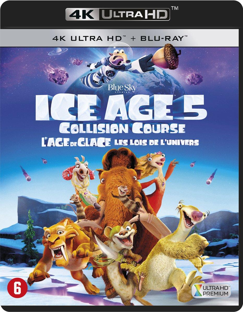 Ice Age - Collision Course (4K Ultra HD Blu-ray)-