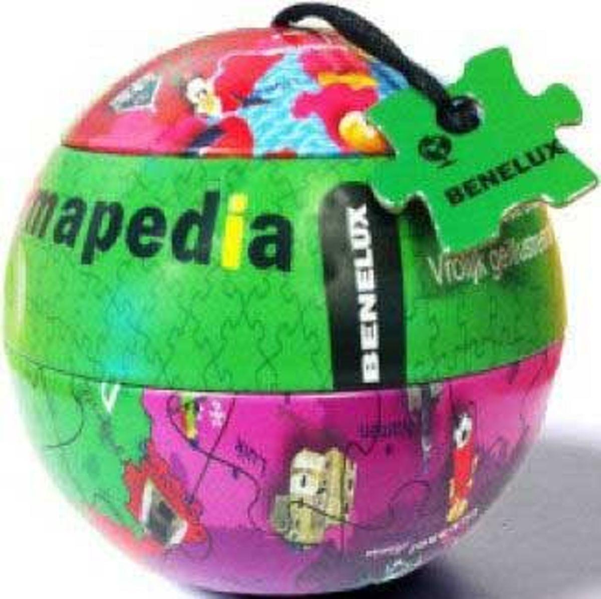 Mapedia - Benelux