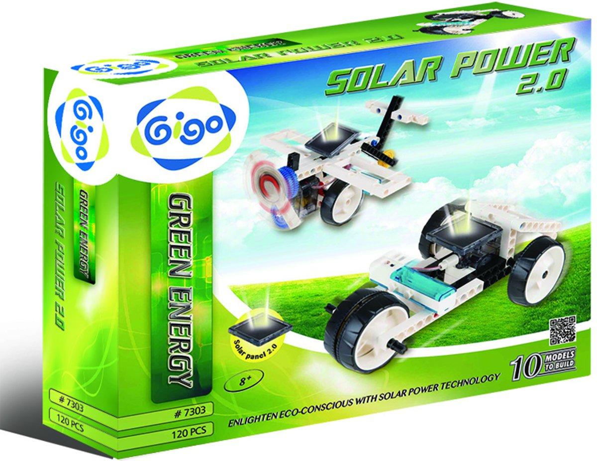 Gigo 7303 Solar power 2.0