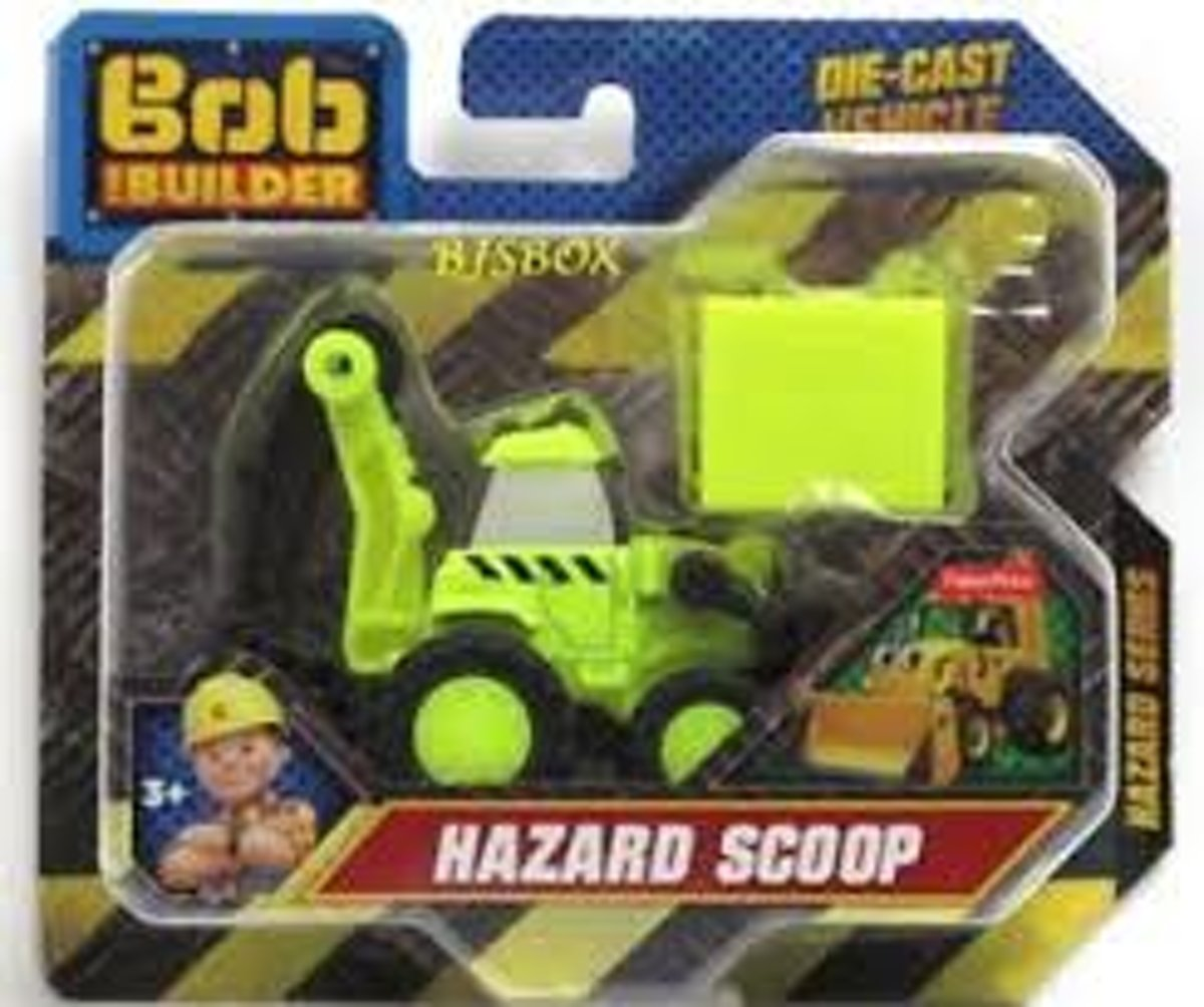 Bob de Bouwer Hazard Scoop