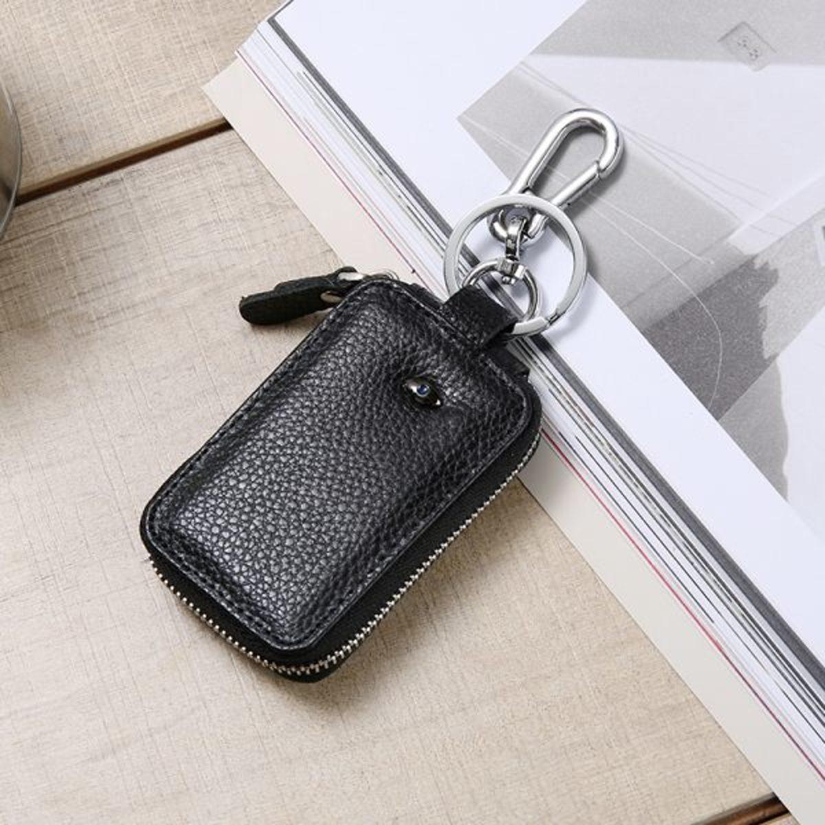Slimme Sleutel portemonnee | Kleur Zwart | Nooit meer je sleutels of smartphone kwijt kopen