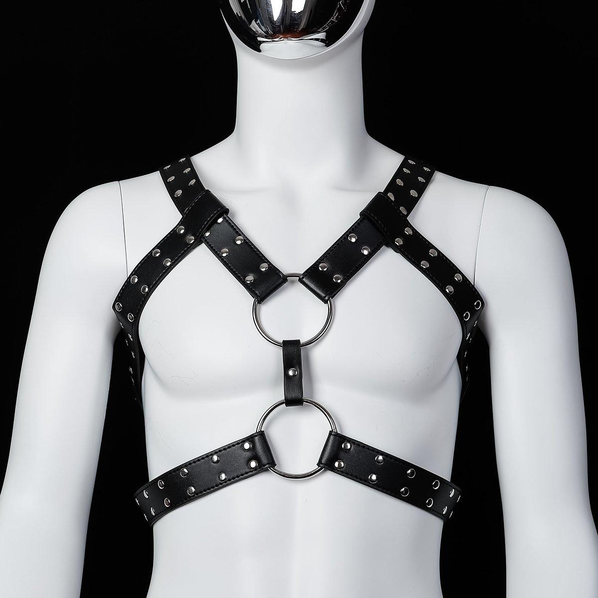 Foto van Banoch - Chest harness Radnor - harnas voor man